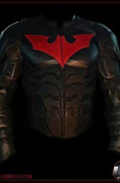 Batman Beyond Armoured Leather Jacket Price - TBA Release Date - TBA