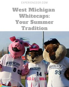 West Michigan Whitecaps Your Summer Tradition Experience Grand Rapids Things To Do
