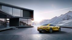 "Check out this @Behance project: ""Mercedes AMG GT"" https://www.behance.net/gallery/53581897/Mercedes-AMG-GT"