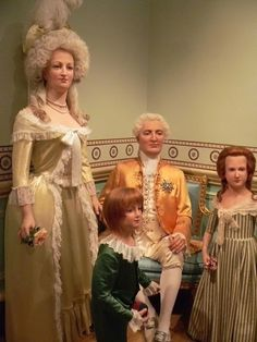 Madame Tussauds - Marie Antoinette photos on Fotopedia - Images for Humanity