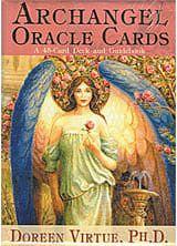Guía para leer las cartas del Oráculo de los arcángeles de Doreen Virtue: Oráculo de los arcángeles por Doreen Virtue