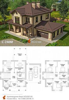 Plan Maison Mediterraneenne Ooreka 9 0
