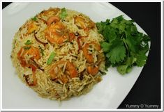 Ingredients ( Serves 4 – 5) Marinade Large prawns – 30 – 35 ( Around 400 – 500 gm) Turmeric powder – 1/2 tsp Chilly powder – 1 tsp Pepper powder – 1/2 tsp Salt – As required For the...