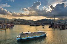 Royal Caribbean: nel 2019 il posizionamento in Asia della quarta nave di classe Quantum. Tutte le novità della nuova programmazione | Dream Blog Cruise Magazine