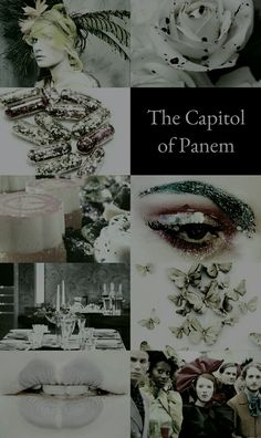 The Hunger Games Aesthetics: The Capitol