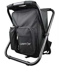 Hot Sale Backpack Chair Portable Camping Stool Foldable Chair with Double Layer Oxford Fabric Cooler Bag for Fishing Camping H. Backpacking Chair, Camping Stool, Camping Chairs, Cheap Beach Chairs, E92, Foldable Chairs, Office Chair Without Wheels, Waterproof Shoes, Fish Camp