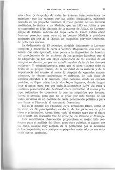 """Lectura Maquiavelo """"El Principe"""