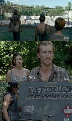 "The Walking Dead Season 6 Episode 6 ""Always Accountable"""