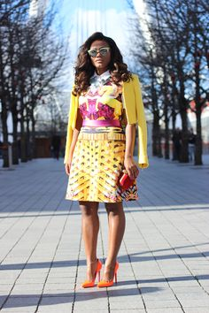 "Style is my thing: ""LFW DAY ONE