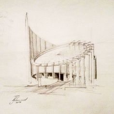 #arch_more #archisketcher #iarchitectures #architecture_hunter #next_top_architects #superarchitects #sketch_arq #design #archilovers #archdaily #iranarchitecturestudents #architecture #architect #arquitetapage #architecturestudent