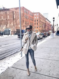 25 Blogger Winter Outfit Ideas We Want to Try Right Now