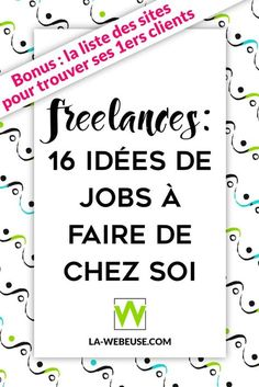 Freelance : 16 idées de travail à domicile