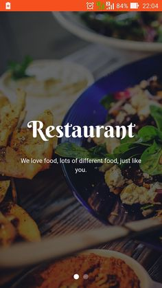 Templates, scripts, add-ons, and resources for your hybrid Ionic app Restaurant App, Android Features, Coffee Business, Personal Chef, Different Recipes, Material Design, Scripts, Starters, Love Food