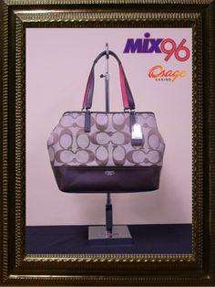 Mix 96 Pick Your Purse - Purse #7 http://www.mix96tulsa.com/s/pick-purse/