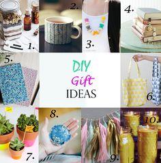 DIY Gift Ideas ~ Daisy and the Fox