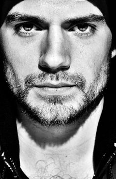 Henry Cavill. He's in my inappropriate thoughts.