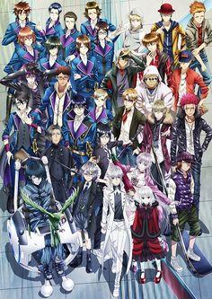 Yui Horie y CustomiZ interpretarán los temas de Opening y Ending del Anime K: Return of Kings.