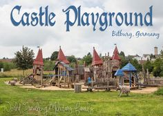 We recently headed out to find the Castle Playground in Bitburg, Germany. It was actually quite easy to find and is a great park! It has areas for smaller kids and larger kids. We went on a Thursday around noon and there were only 2 boys there sitting on a bench talking, we had the [...]