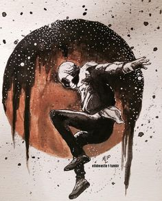 ayy someone drew my favorite picture of tyler jumping