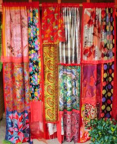 Image detail for -New gypsy curtains at Babylon Sisters