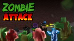 Best Zombie, Zombie Hunter, Zombie Attack, Play Roblox, The Millions, Games To Play, Youtube, Invite, Weapons