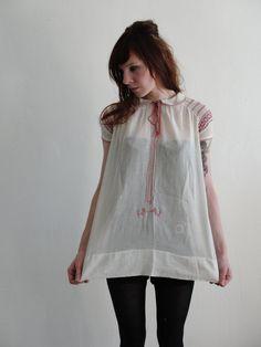 awesome antique blouse! fr. VeraVague