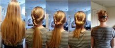 shticking to it: Riza Hawkeye Hair (Tutorial)