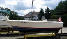 Jeff Angeleri 's Bertram 20 album Bottom Paint, Boats, Album, Ships, Boat, Card Book, Ship