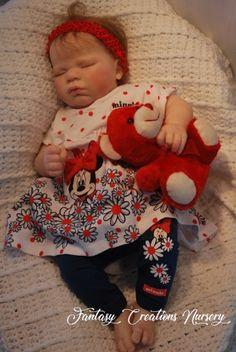 Reborn Babies for Sale. Reborn Baby, Reborn Dolls,  This is Lavender Asleep