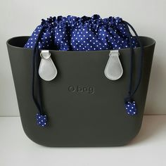 obag; organizer, blue Fashion Bags, Women's Fashion, O Bag, Bag Organization, Goodie Bags, Diaper Bag, Clock, Handbags, Shower