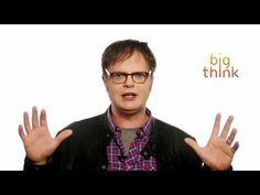 Rainn Wilson's Spiritual Journey - YouTube
