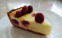 Käsekuchen mit früchte (Tvarohový koláč s ovocím) - Recept