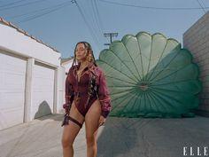 Beyonce on Motherhood Estilo Beyonce, Beyonce Style, Beyonce Body, Beyonce Makeup, Beyonce Music, Beyonce Coachella, Elle Magazine, Magazine Covers, Rihanna