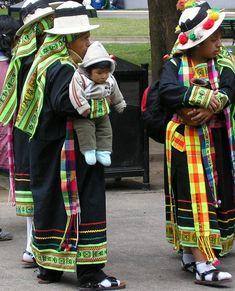 Indígenas de Salta, Argentina