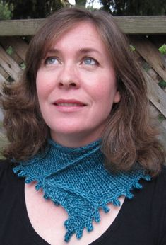 Candy Wrapper Scarflet - a pattern for a song