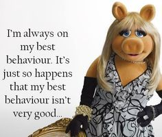miss piggy quotes about food - Google Search