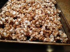 With Super Bowl Sunday right around the corner, I've been craving delicious snack foods left and right!  At the top of my list is this amazing recipe for chocolate drizzled popcorn.  This popcorn i...