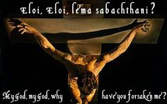 Good Friday, I look to the Cross. That settles the question of the devil, the flesh and the world.