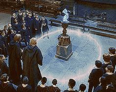 The only time Fred and George Weasley saw each other as old men was when they put their names in the Goblet of Fire. | Can You Get Through These Harry Potter Facts Without Tearing Up?