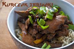 W mojej holenderskiej kuchni: Kurczak Teriyaki