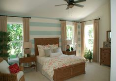 Dominion Homes BIA home master bedroom