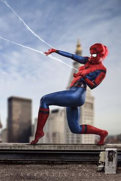 Spider-Man Body Paint http://geekxgirls.com/article.php?ID=9029