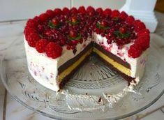 Trippel kladdkaka Cookie Cake Pie, Cookie Desserts, Cake Cookies, Cookie Box, Bagan, Candy Recipes, Dessert Recipes, Grandma Cookies, Swedish Recipes