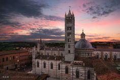 Duomo di Siena Cathedral of Siena, Tuscany, Italy