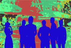 04. Cartão Postal 4 - Living in the Sprawl II  - Complementares Duplas (Frente)
