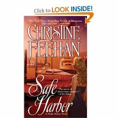 Safe Harbor (Drake Sisters, Book 5): Christine Feehan: 9780515143188: Amazon.com: Books