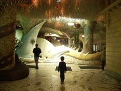 Lots of cool pictures. This young boy, overcome with awe, lingers on the main level to look at the big fish thing and feathery stuff. Places Ive Been, Places To Visit, City Museum, Big Fish, Dream Vacations, Museums, St Louis, Kid Stuff, The Good Place