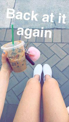 Take a Starbucks break