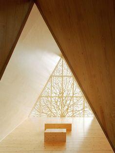 Chapel, Finland by Vesa Oiva