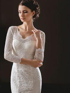 Свадебное платье Шарлин фото №3